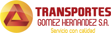 Transportes Gómez Hernandez Logo