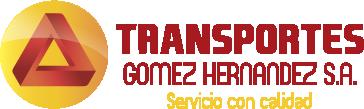 Transportes Gómez Hernández S.A. Logo